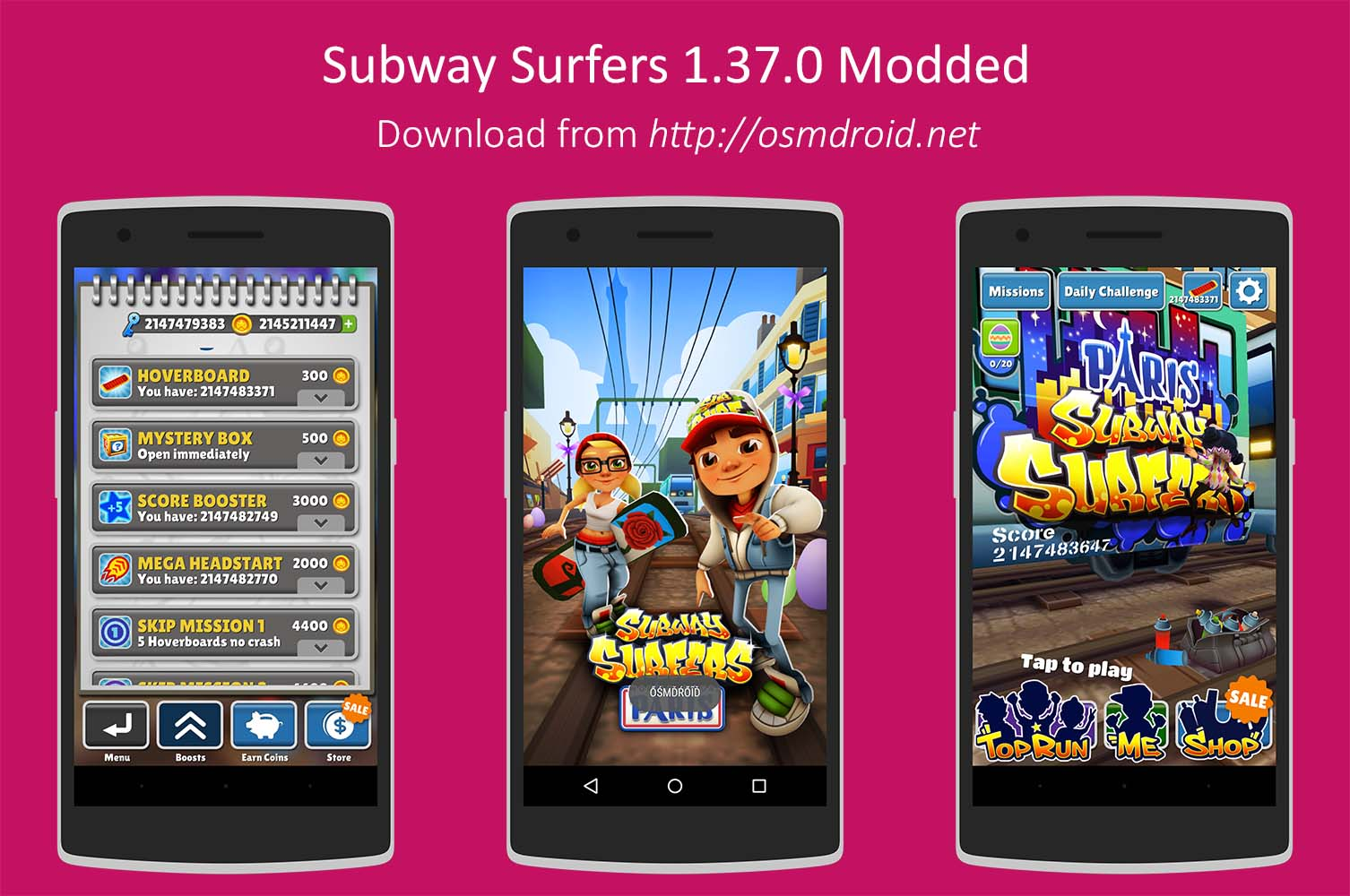 subway surfers 1.37.0
