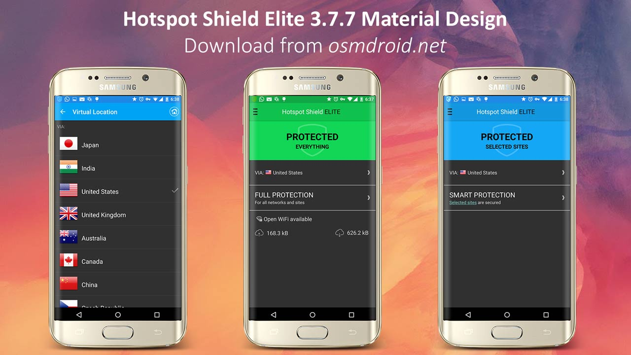 hotspot shield elite crack apk
