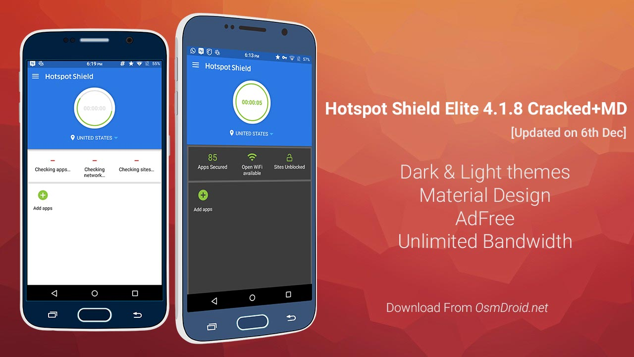 Vpn hotspot shield apk programa similar a securitykiss.
