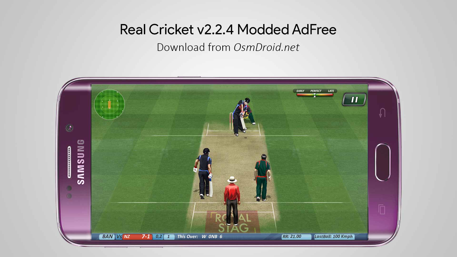 real cricket | OsmDroid net