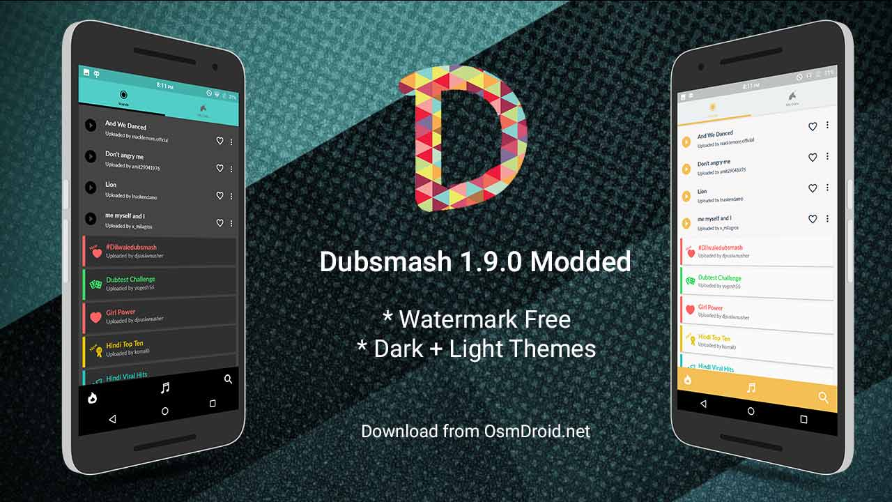 Dubsmash 2016 Mod NO Watermark | Working | Free