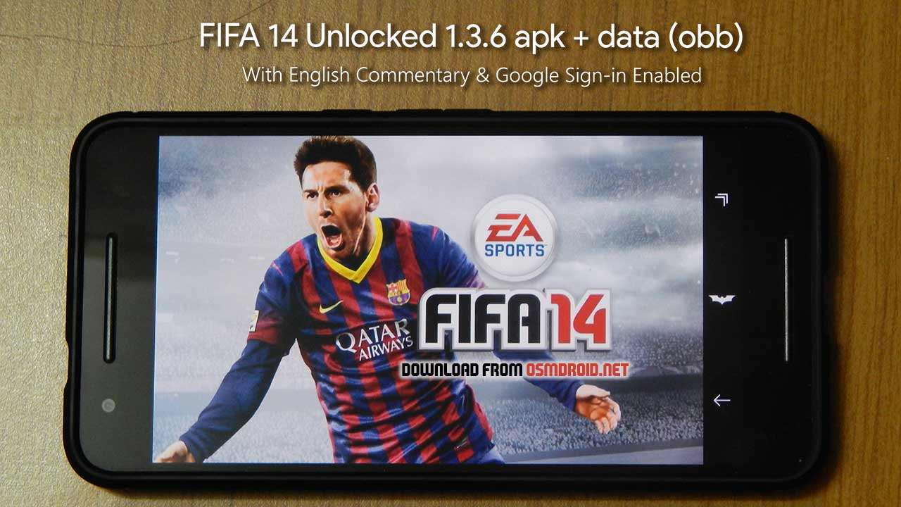 fifa 2014 android crack