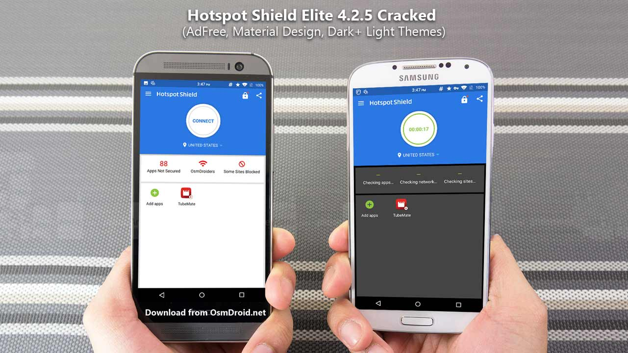 crack hotspot shield apk