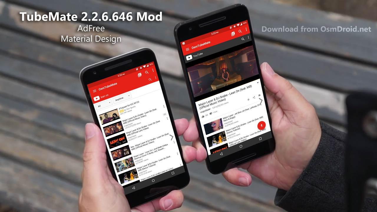 YouTube | OsmDroid net