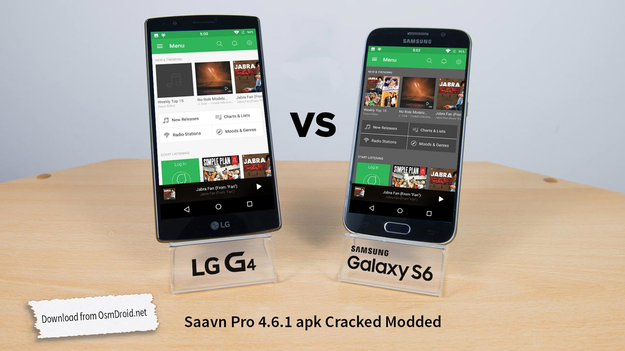 Saavn 4 6 1 apk Pro Modded Cracked Unlocked Hack Music Free