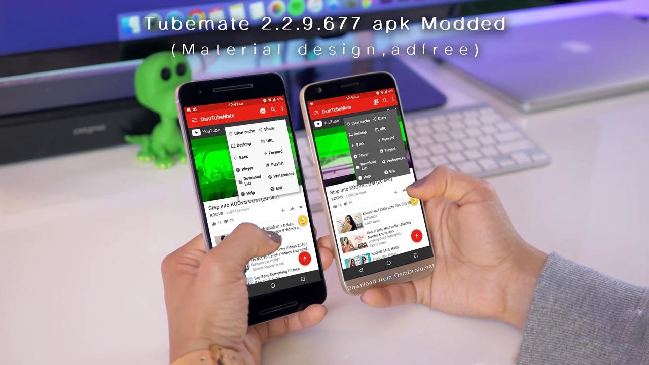 Tubemate Pro MOD APK Cracked adfree Latest Version