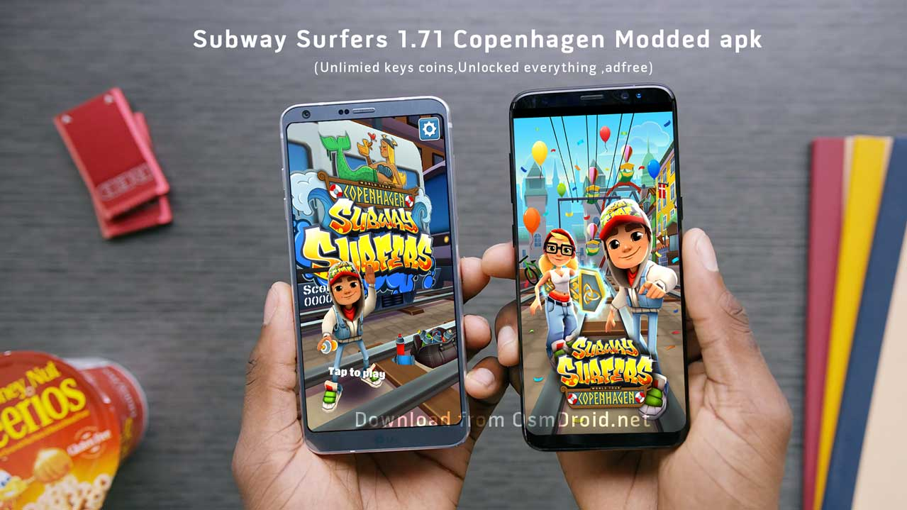 subway surfers Copenhagen