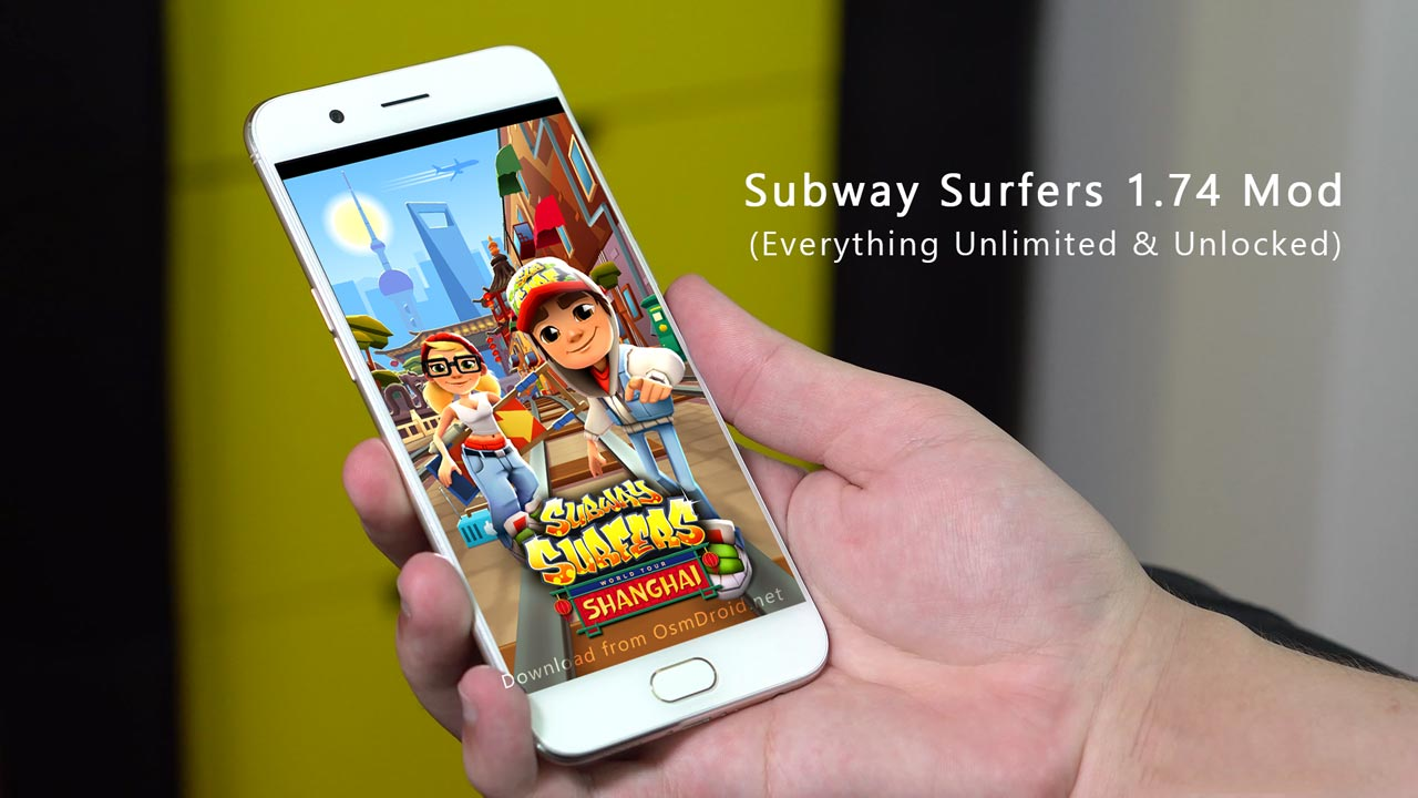 Subway Surfers shanghai