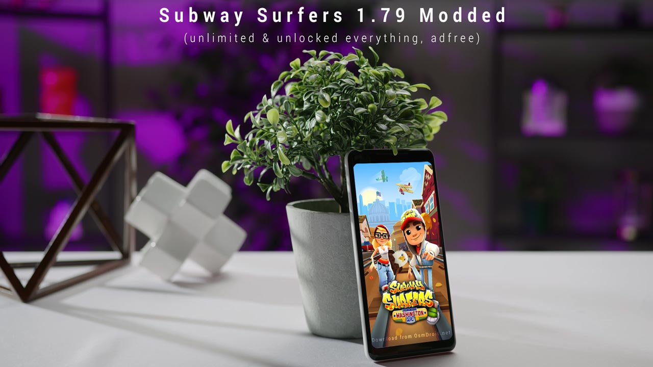 subway surfers washington dc