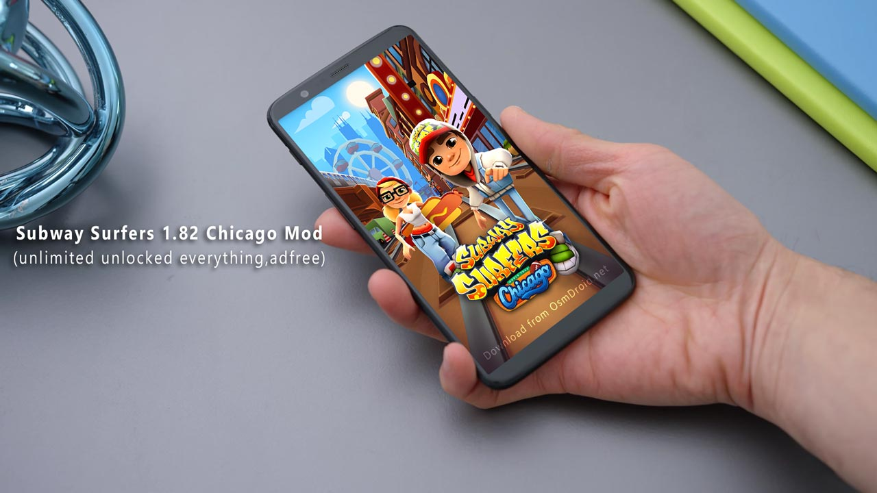 subway surfers chicago